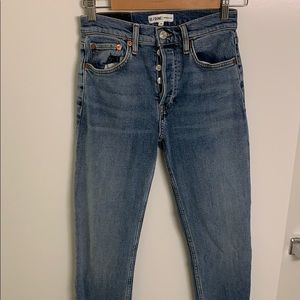 RE / Done Jeans